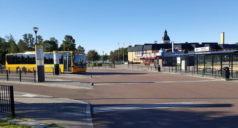 Filipstads busstation